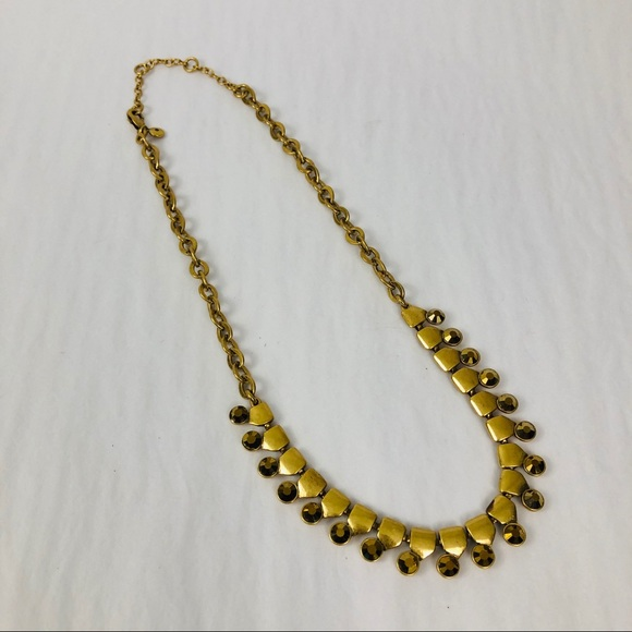 J. Crew Jewelry - J. Crew Gold Necklace